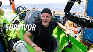 Illustration for article titled Five Ways James Cameron Could Have Died on His Mission to the Bottom of the Ocean