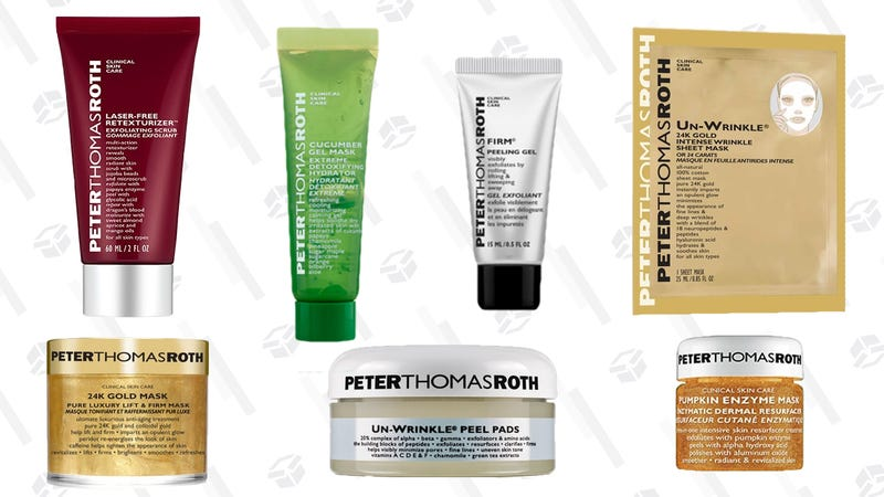 Fourth of July Travel Size Sale | Peter Thomas Roth