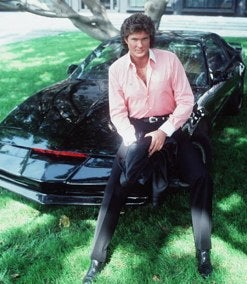 Illustration for article titled Hasselhoff Puts Final Nail In Knight Rider Coffin
