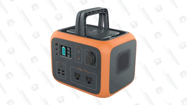 Power Up with a Solar Generator for $150 off