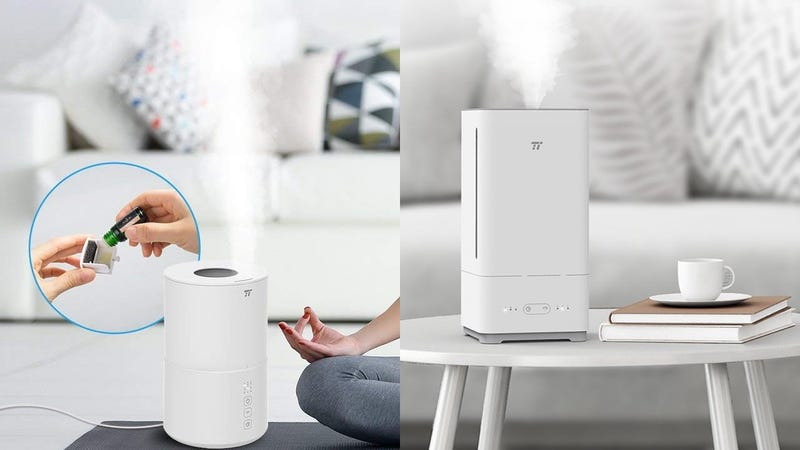 TaoTronics Humidifiers and Oil Diffusers | $36-$43 | Amazon