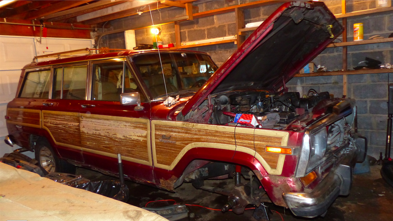 Illustration for article titled Everything On My $800 Jeep Grand Wagoneer ThatI Need To Fix In The Next Five Weeks
