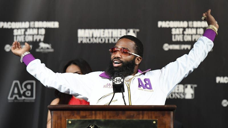 Illustration for article titled Adrien Broner Sued Over 2018 Sexual Assault Incident, No, Not That One, Another One