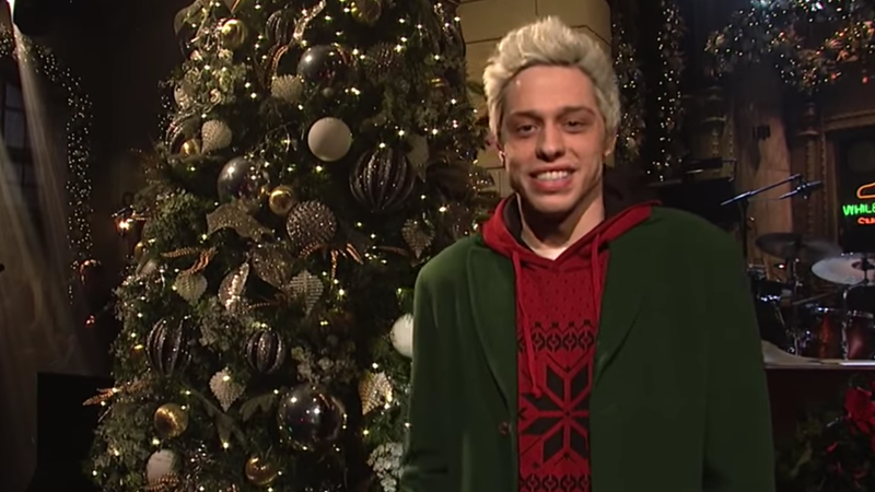 Illustration for article titled Pete Davidson Makes a Brief Appearance on SNL After a Concerning Instagram Post
