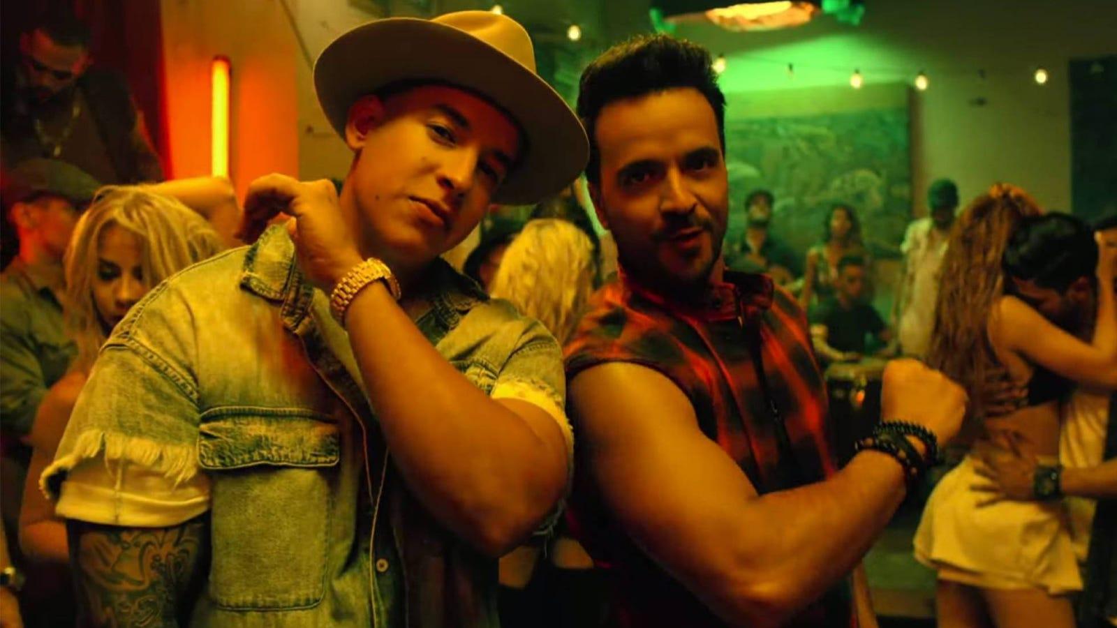Despacito se convierte en la canción más reproducida en streaming de la historia.