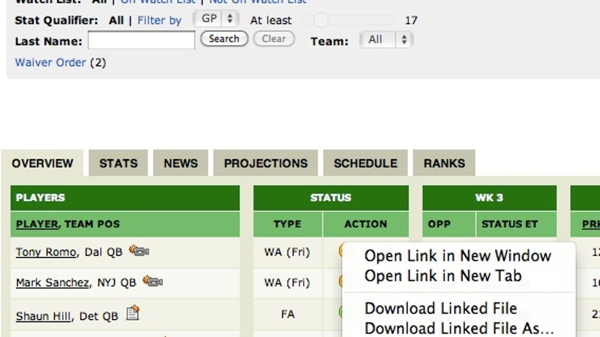 How To Hack ESPN Fantasy Football To Get Any Player You Want (Update