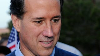 Illustration for article titled Rick Santorum, Health Expert, Touts Made Up Link Between Breast Cancer and Abortions