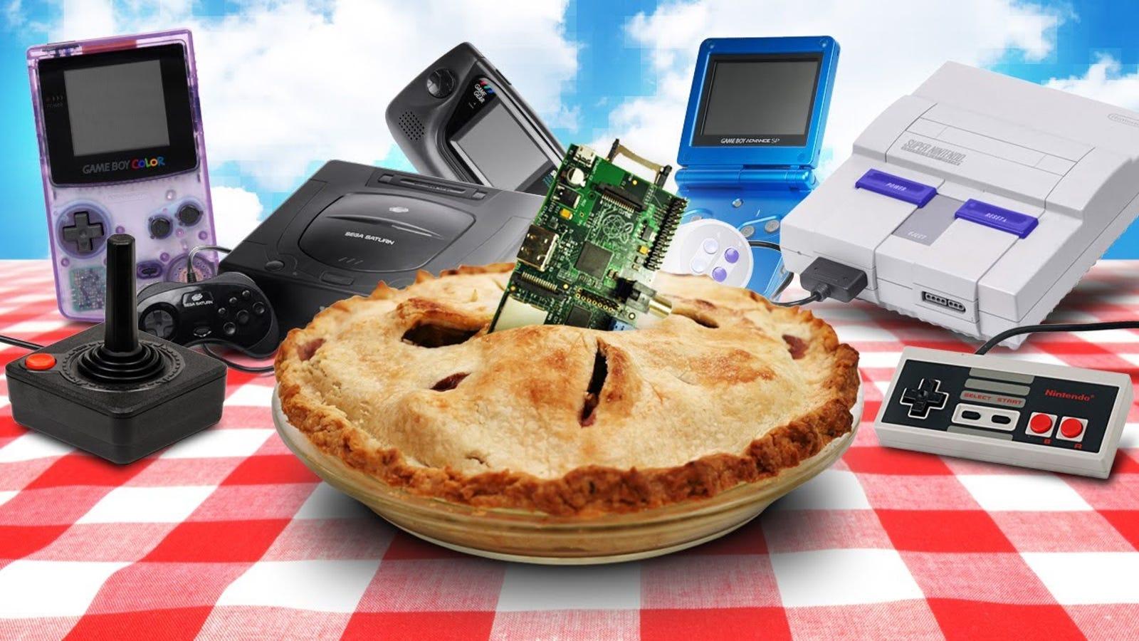 Cómo construir una consola de juegos retro con Raspberry Pi por solo 35 dólares