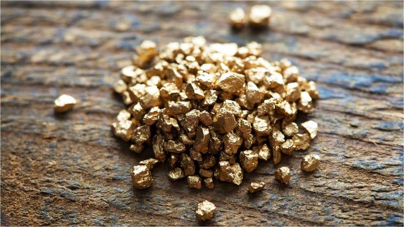 Illustration for article titled Cómo se formó el yacimiento del que sale el 40% del oro mundial