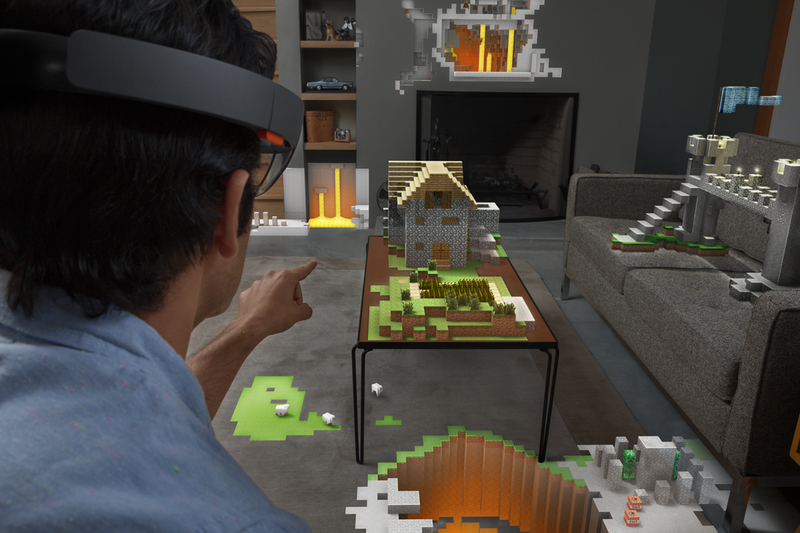 Illustration for article titled Microsoft HoloLens Hands-On: Incredible, Amazing, Prototype-y as Hell