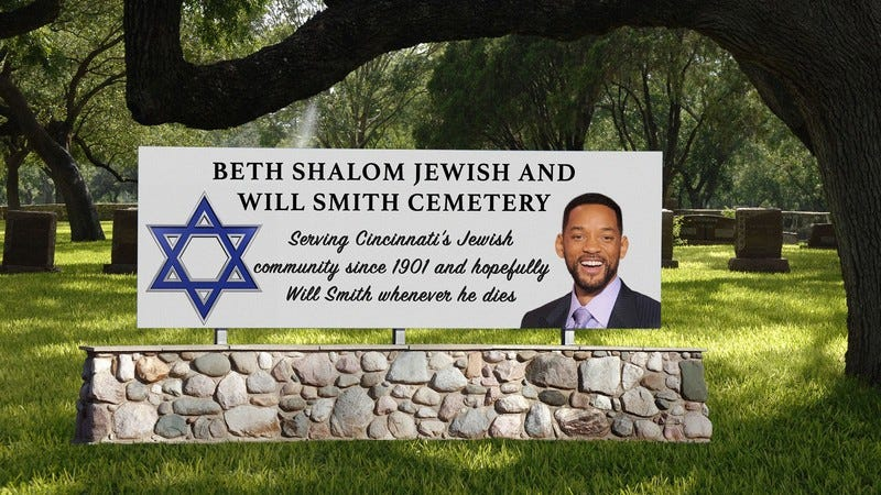 Illustration for article titled 6 Cemeteries That Are Clearly Competing For Will Smith's Grave