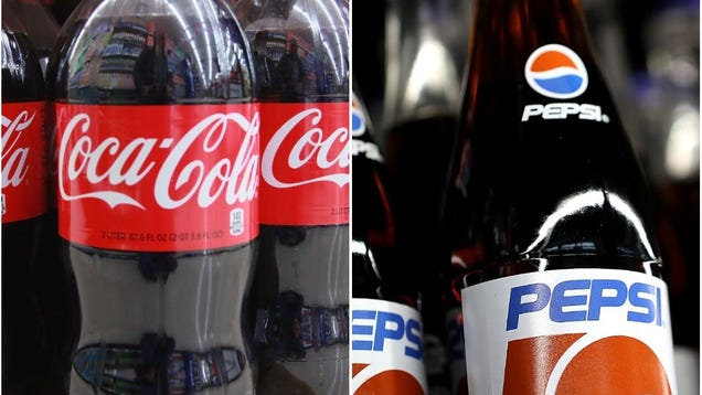Coke and Pepsi to hold weird Super Bowl ceasefire