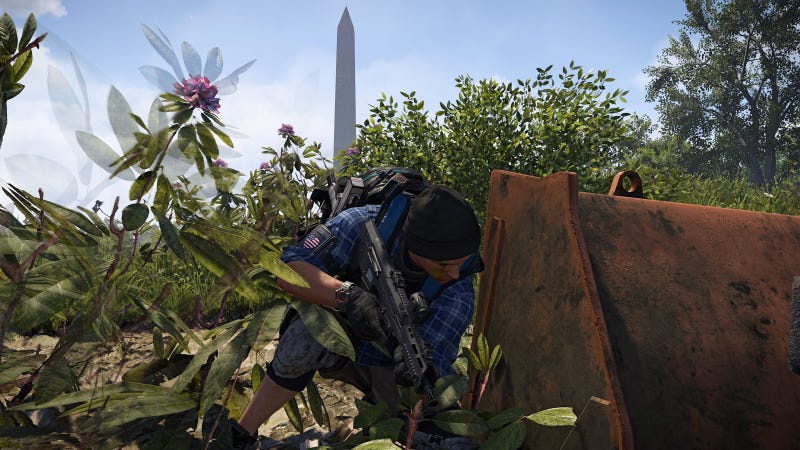 22 Hours In And The Division 2 Is Excellent So Far