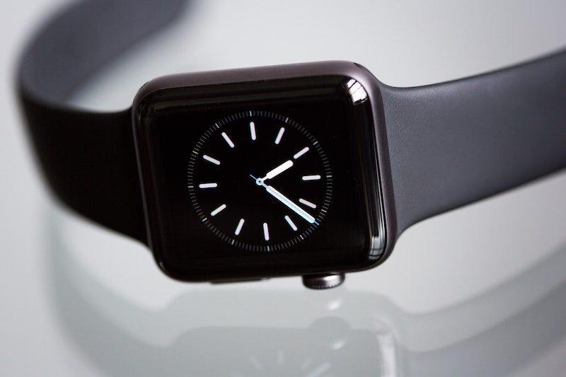Sorpresa. Según Apple, su reloj no es un reloj.