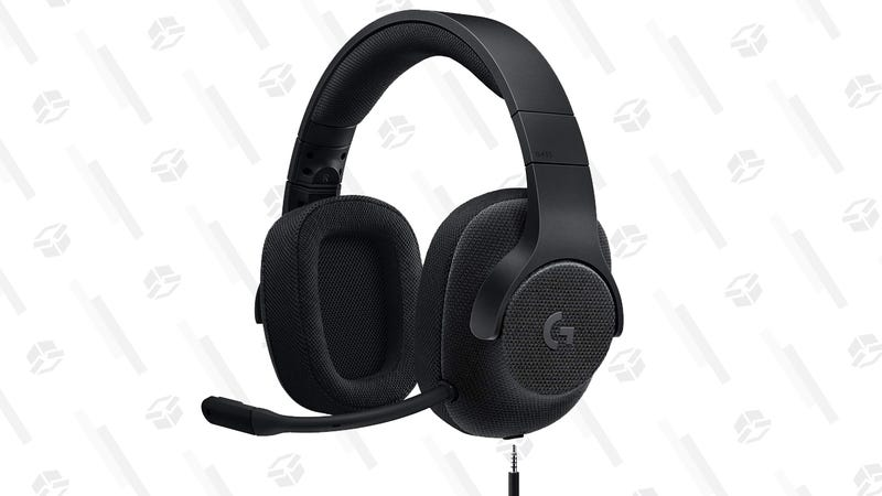 This Logitech Gaming Headset Is Down to Just $50