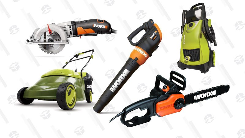 Yard Care Equipment Sale | eBay | Use code JOE4WORX