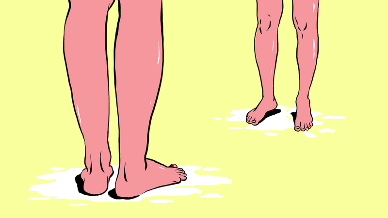 Illustration for article titled The Best Place to Get Naked with Your Mom Is the Korean Day Spa
