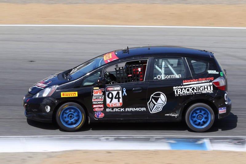 Illustration for article titled Gateway Drug - SCCA Pro Racing