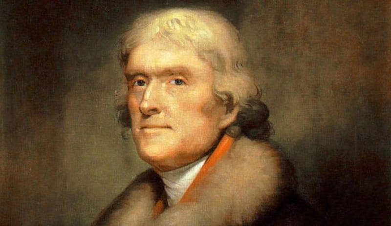 Illustration for article titled Thomas Jefferson's Last Public Letter