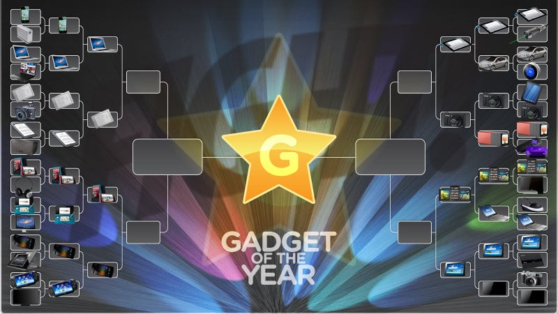 Illustration for article titled Vote for the Most Important Gadget of the Year: Round 3