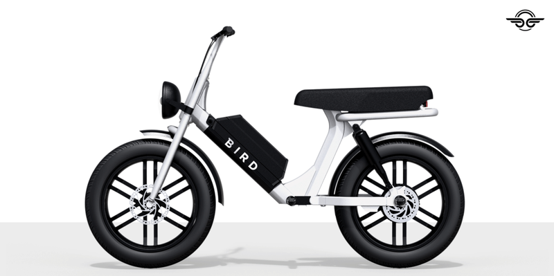 Illustration for article titled Bird Launching E-Bike Type Deal This Summer