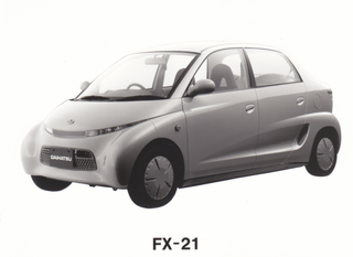 Illustration for article titled Daihatsu concept