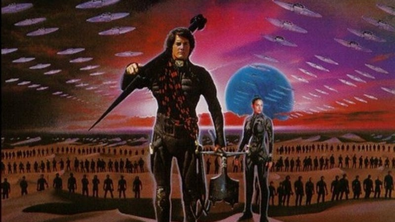 Illustration for article titled Holy Crap, Denis Villeneuve May Actually Direct Dune After All