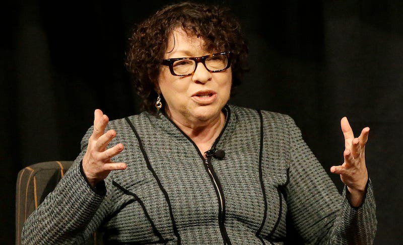 Illustration for article titled In Harrowing Dissent, Justice Sotomayor Points to 'Degrading' Consequences of Unlawful Police Stops