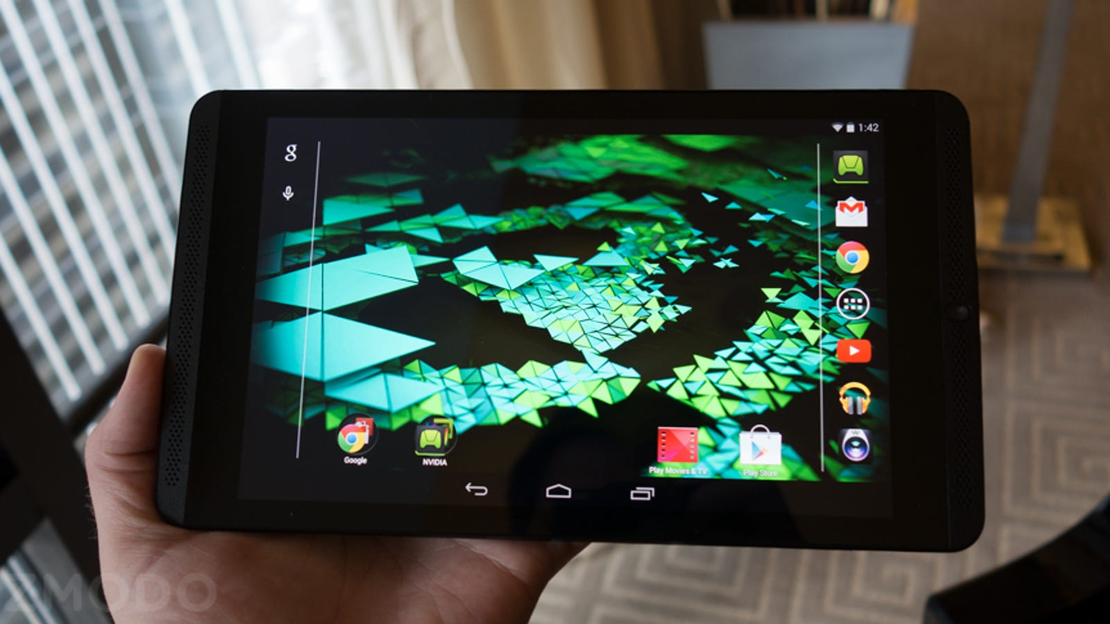 Nvidia Shield Tablet: An Android Tablet With a Game Console