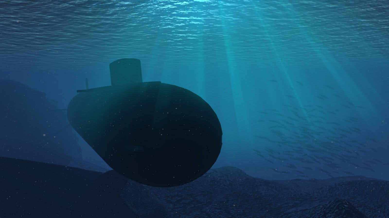 Create Hunt for Red October's fictional submarine propulsion system
