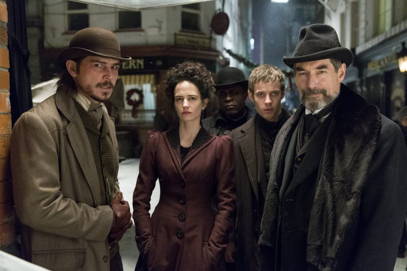 Illustration for article titled Penny Dreadful's Season Finale Leaves Us With a Zillion Questions