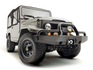 Illustration for article titled A New Icon: More On TLC's New Replica FJ40