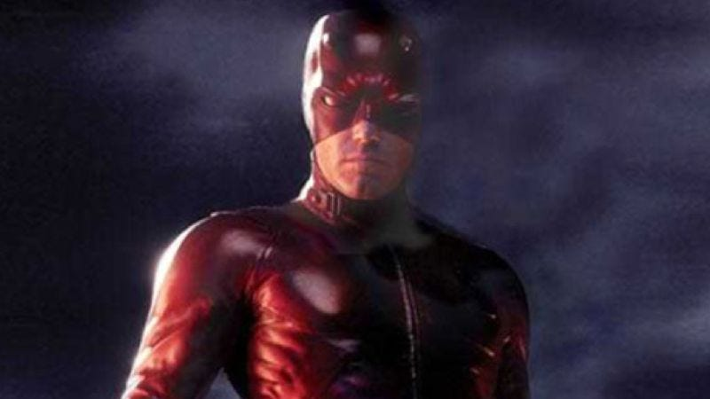 Illustration for article titled Fox remembers it owns the rights to make another Daredevil movie