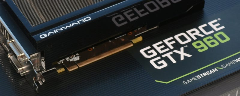 Illustration for article titled Geforce GTX 960 Review:Sweet Spot' GPU or Not?