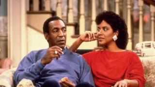 Bill Cosby and Phylicia Rashad as Heathcliff and Clair Huxtable on The Cosby ShowNBC Universal screenshot