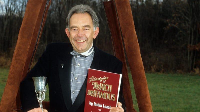 Leach in 1991.