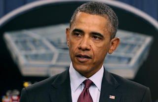 President Barack Obama Mark Wilson/Getty Images
