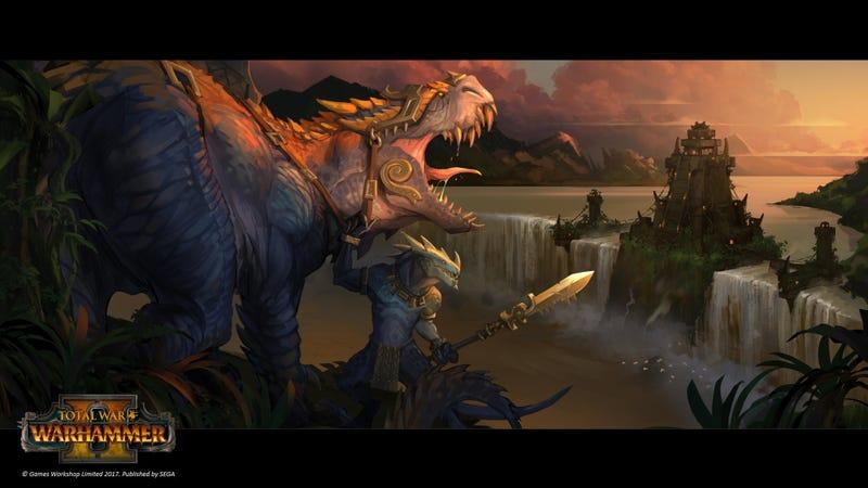 The Art Of Total War: Warhammer II