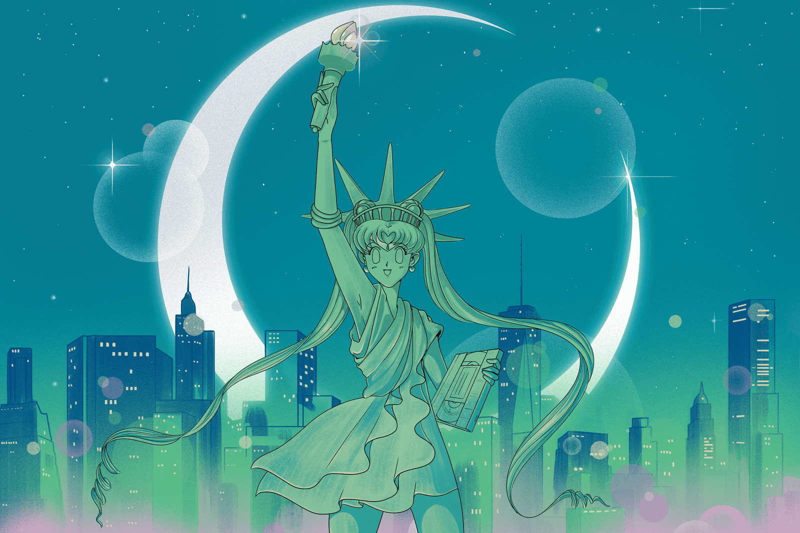 We Tried To Uncover The Long-Lost 'American Sailor Moon' And Found Something Incredible