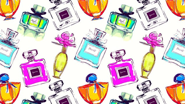 The Difference Between Perfume, Cologne and Eau de Toilette