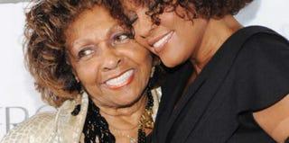 Cissy Houston and Whitney Houston (Stephen Lovekin/Getty Images Entertainment)