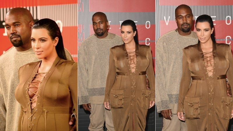 Illustration for article titled Kim and Kanye Are Incredibly Stoked