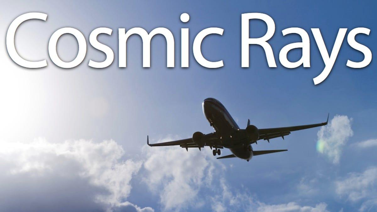 Cosmic radiation | go flight medicine.
