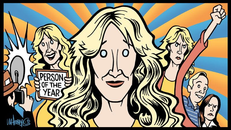 Illustration for article titled Enlightened was the best TV show of 2013