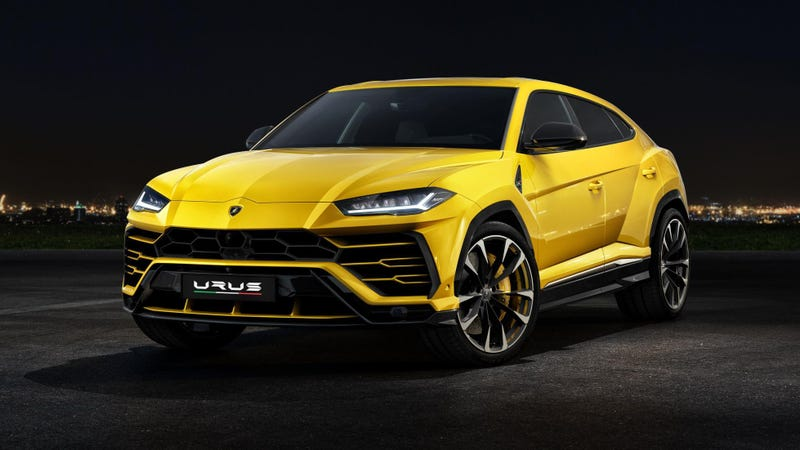 Illustration for article titled The Lamborghini Urus Sounds Like a Supercar Should