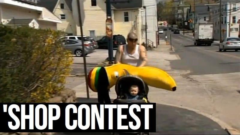 Illustration for article titled Kotaku 'Shop Contest: Rasta Banana