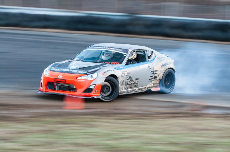 How Formula Drift Secretly Built The World S Most Powerful Road