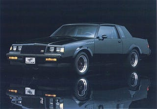 Illustration for article titled Buick GNX