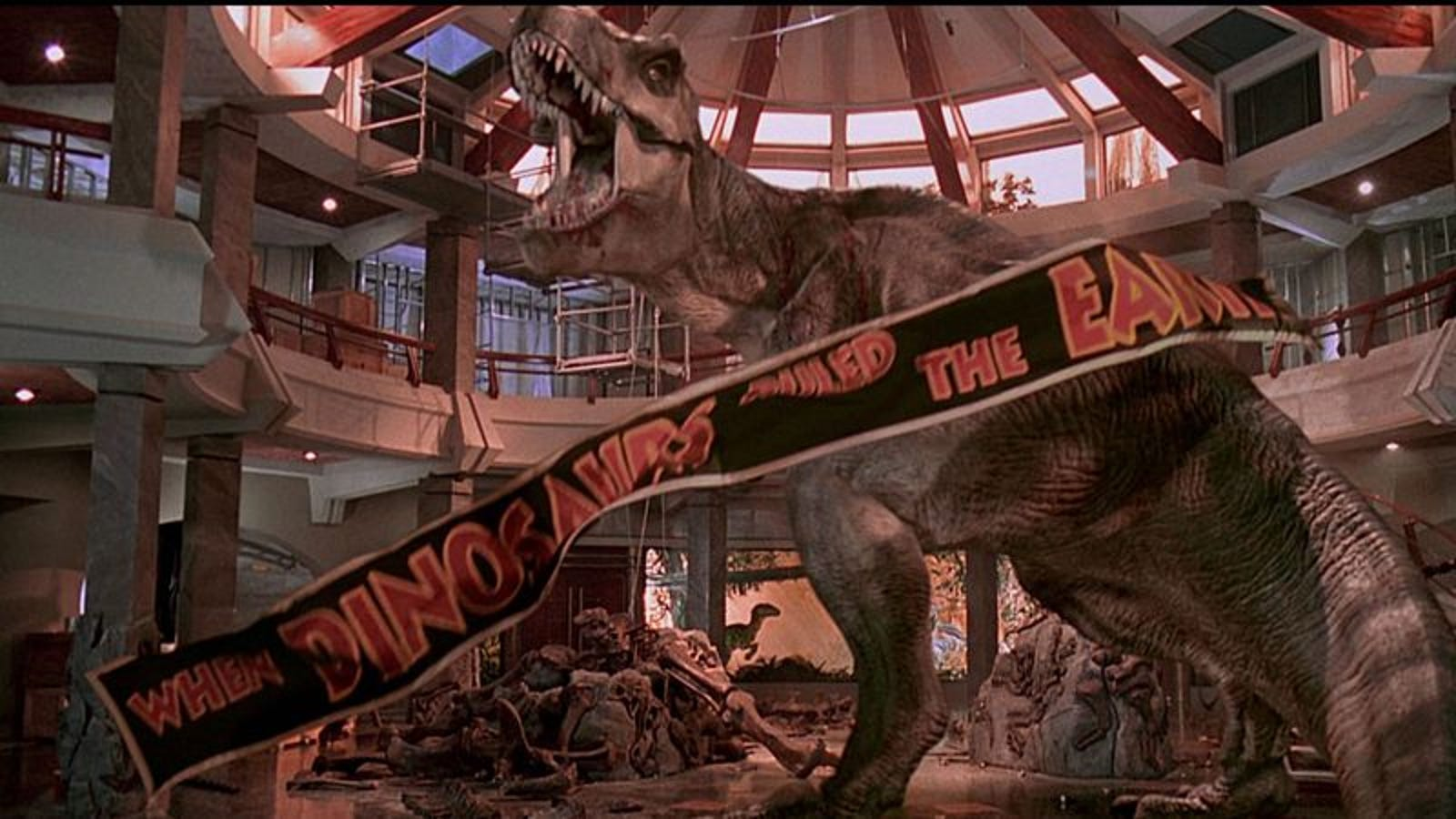 25 years later, Jurassic Park still feels like the quintessential