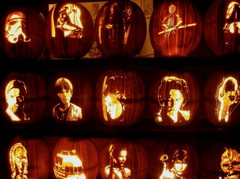 carve and preserve the ultimate pumpkin - How To Preserve Halloween Pumpkin